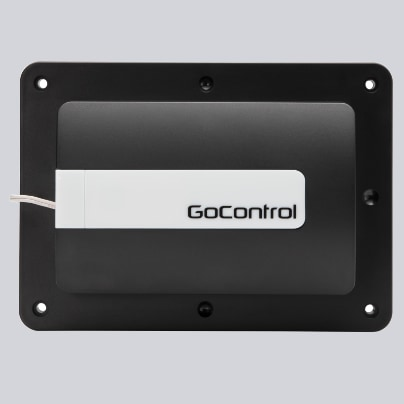 Utica garage door controller