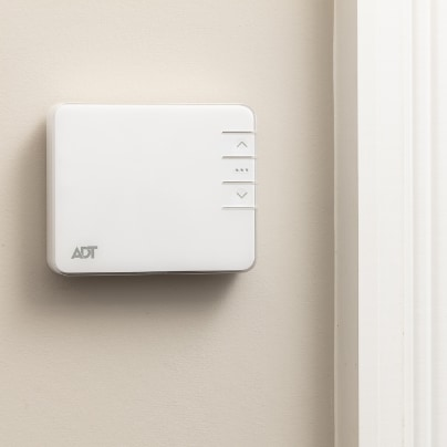 Utica smart thermostat adt